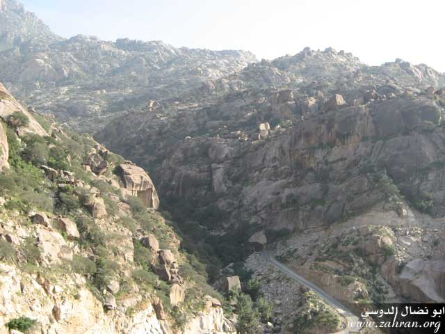 مناظر من جبل شدا التابع لمحافظة الباحه IMG_0262.jpg